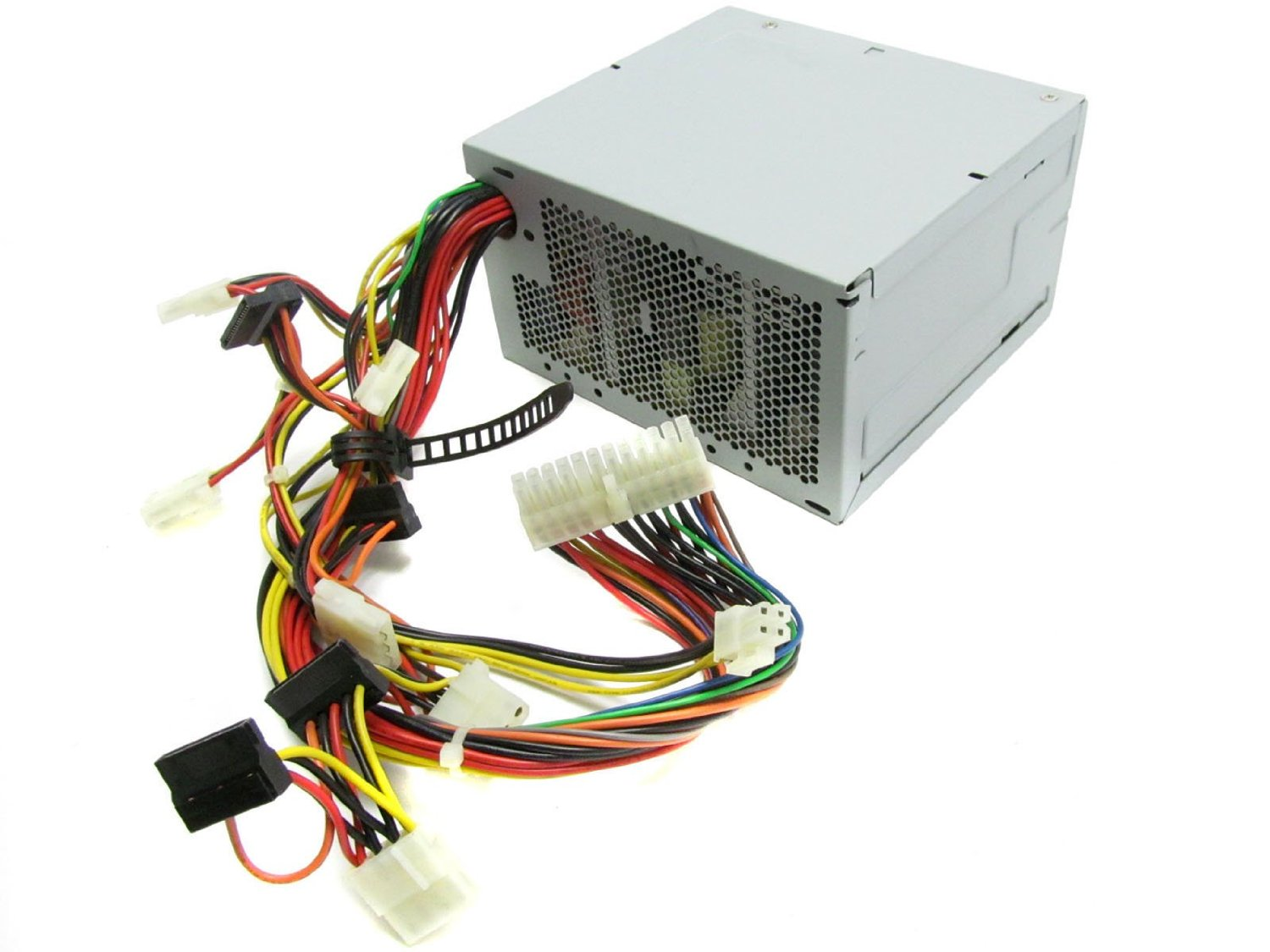 370-Watts power supply - With