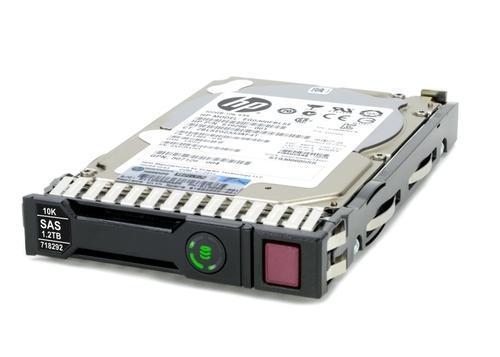 "HP HDD 1.2TB 2.5"" 6GB"