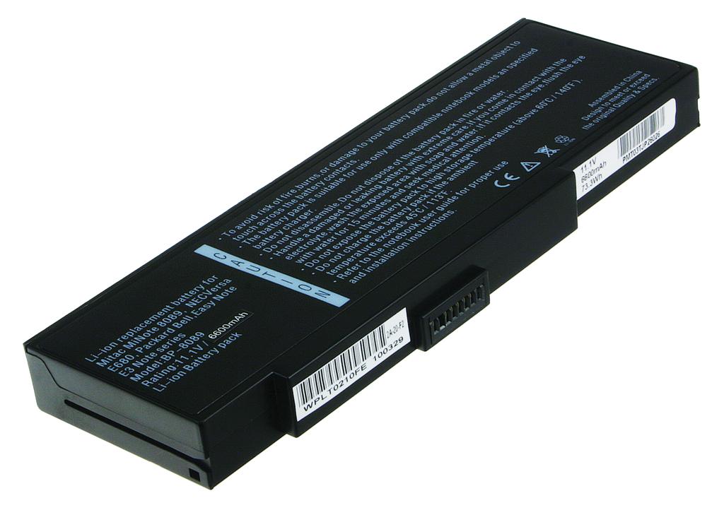 COMP. BAT.AMILO K7600, MITAC 8