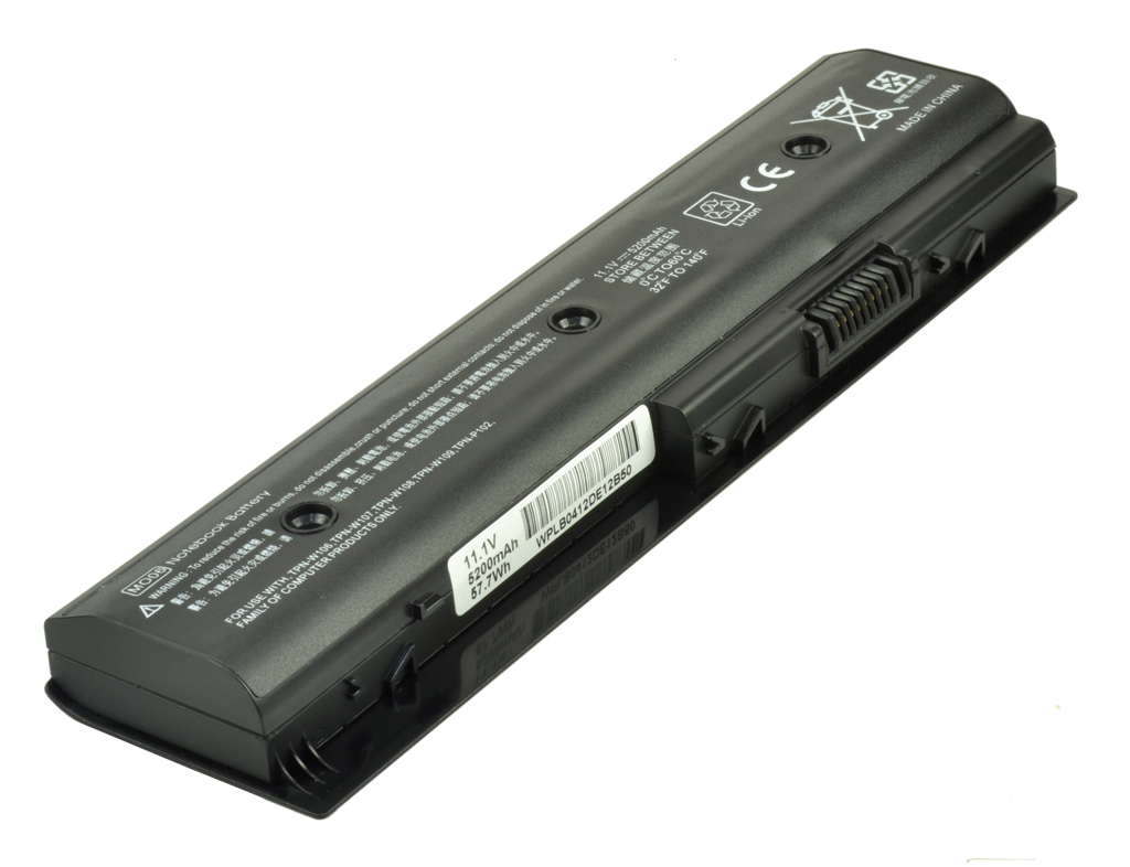 BATTERY COMP 10,8V 5200mAH 6CE