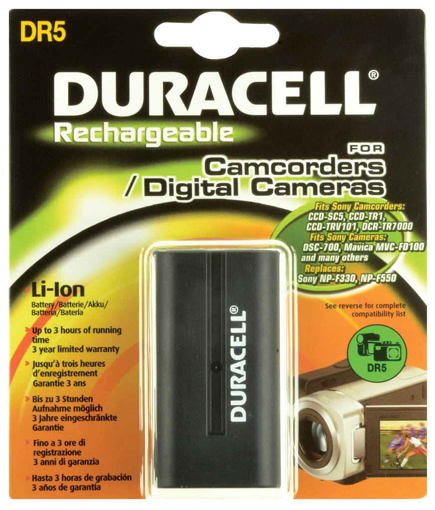 DURACELL.BAT.REPLACEMENT SONY