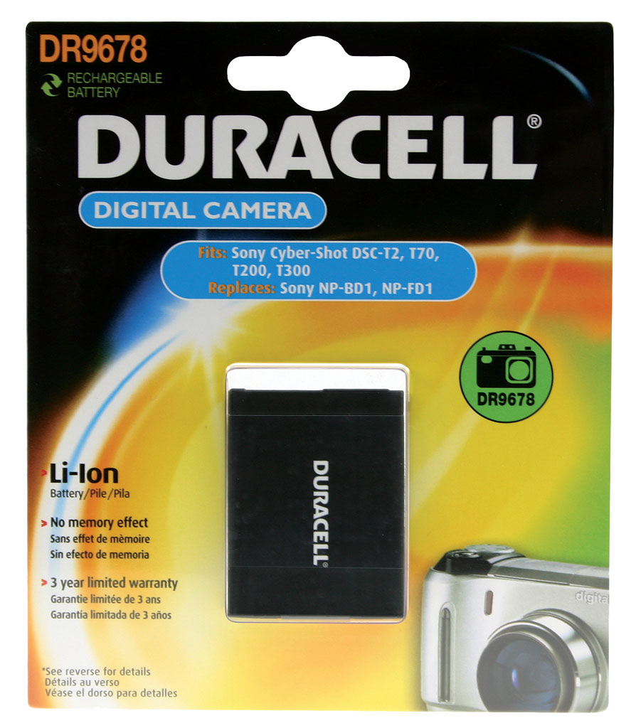 DURACELL.BAT.REPLACE  SONY NP-