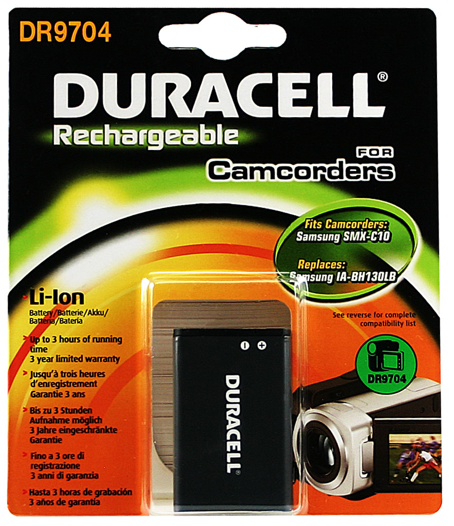 DURACELL.BAT.REPLACES SAMSUNG