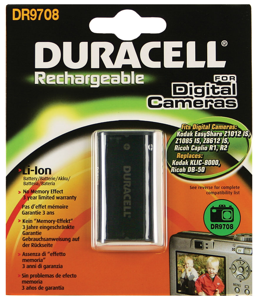 DURACELL.BAT.REPLACES KODAK KL