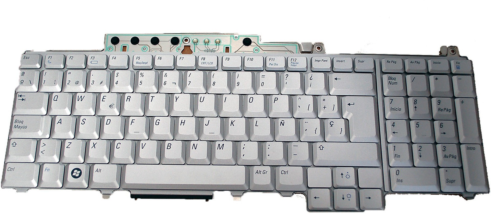 DELL KEYBOARD INSPIRON 1700