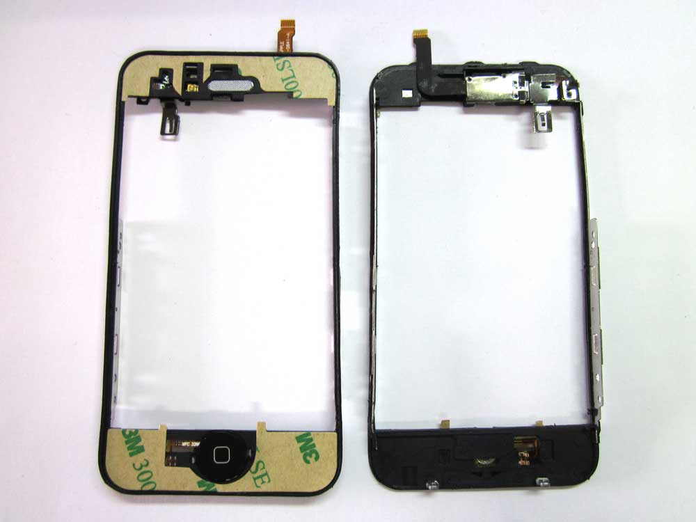 IPHONE 3G LCD CRADLE & PARTS