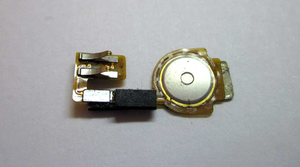 IPHONE 3G HOME KEY FLEX CABLE