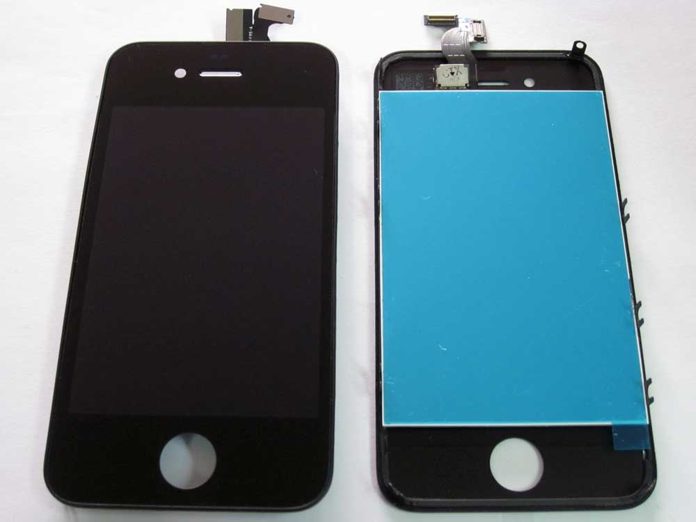 IPHONE 4G LCD+TACTIL NEGRO