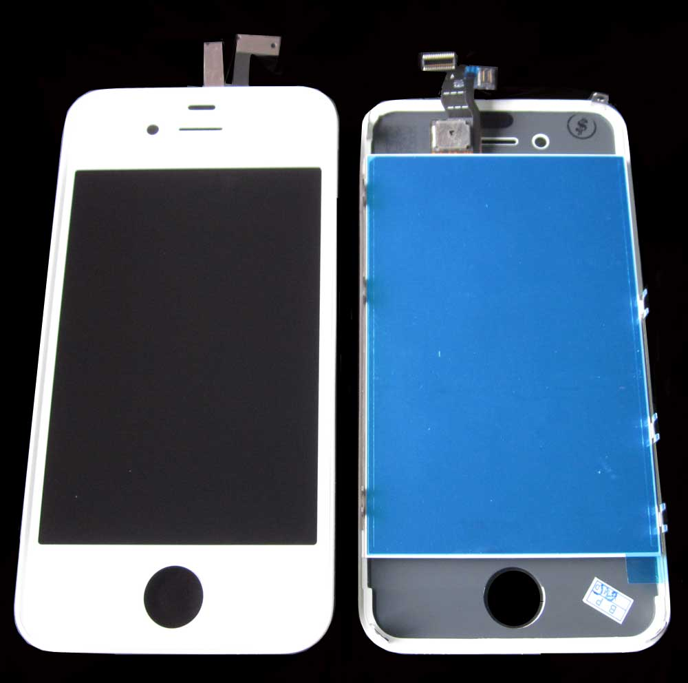 IPHONE 4G LCD+TACTIL BLANCO