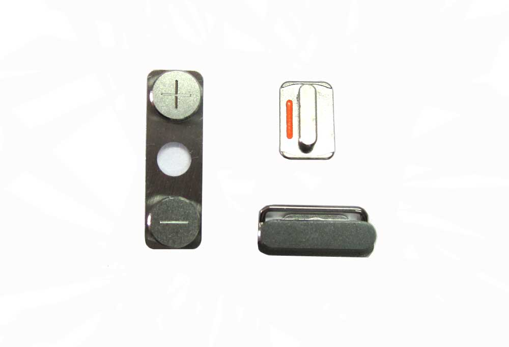 IPHONE 4S SIDE BUTTONS (3PZS)