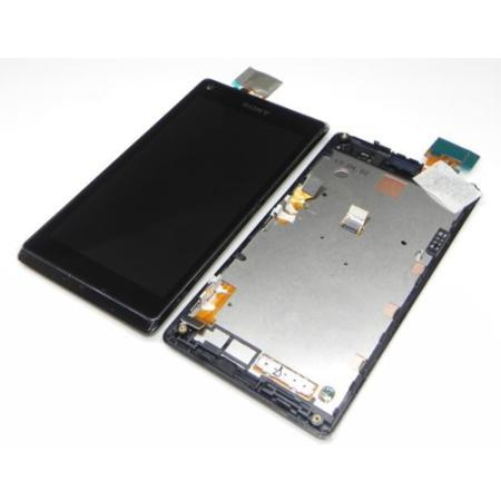 SONY LCD+TOUCH SCREEN + FRAME