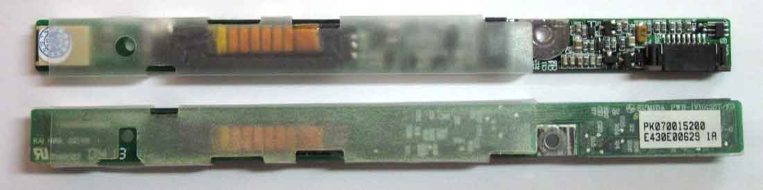 ACER INVERTER  9-PIN CONNECTOR