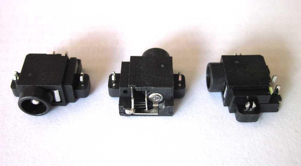 LAPTOP DC JACK 1.65mm