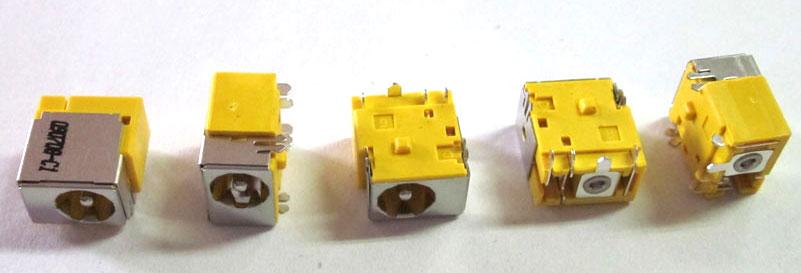LAPTOP DC JACK 1,65mm