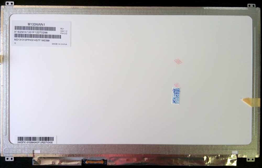 """PAN 13,3"""" LED M133NWN1-R01"""