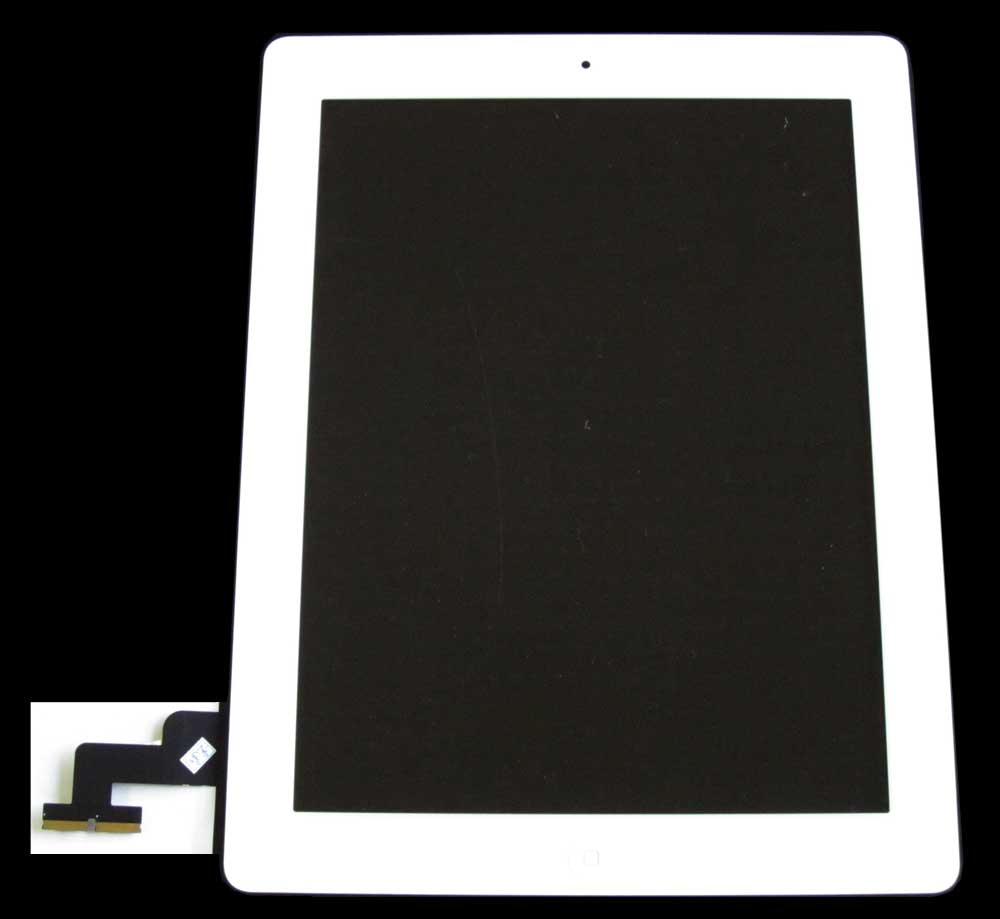 "TÁCTIL IPAD 2 9,7"" BLANCO"