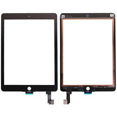 TACTIL IPAD AIR 2 A1566 NEGRO