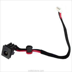TOSHIBA DC JACK WITH CABLE